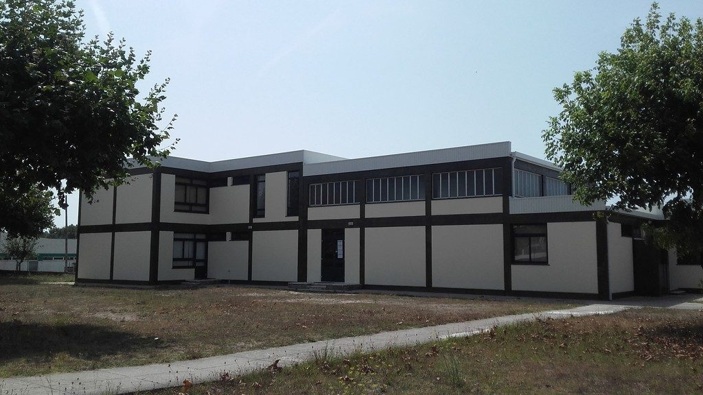 Escola Básica de Guilheta, Antas