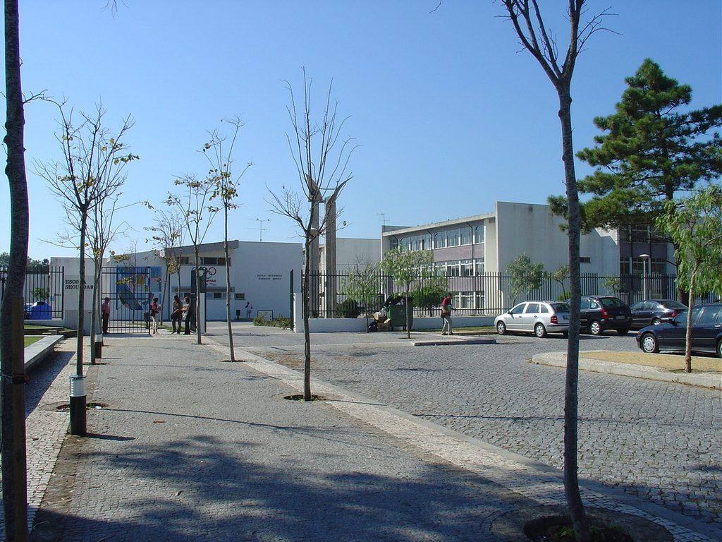 Escola Secundária Henrique Medina