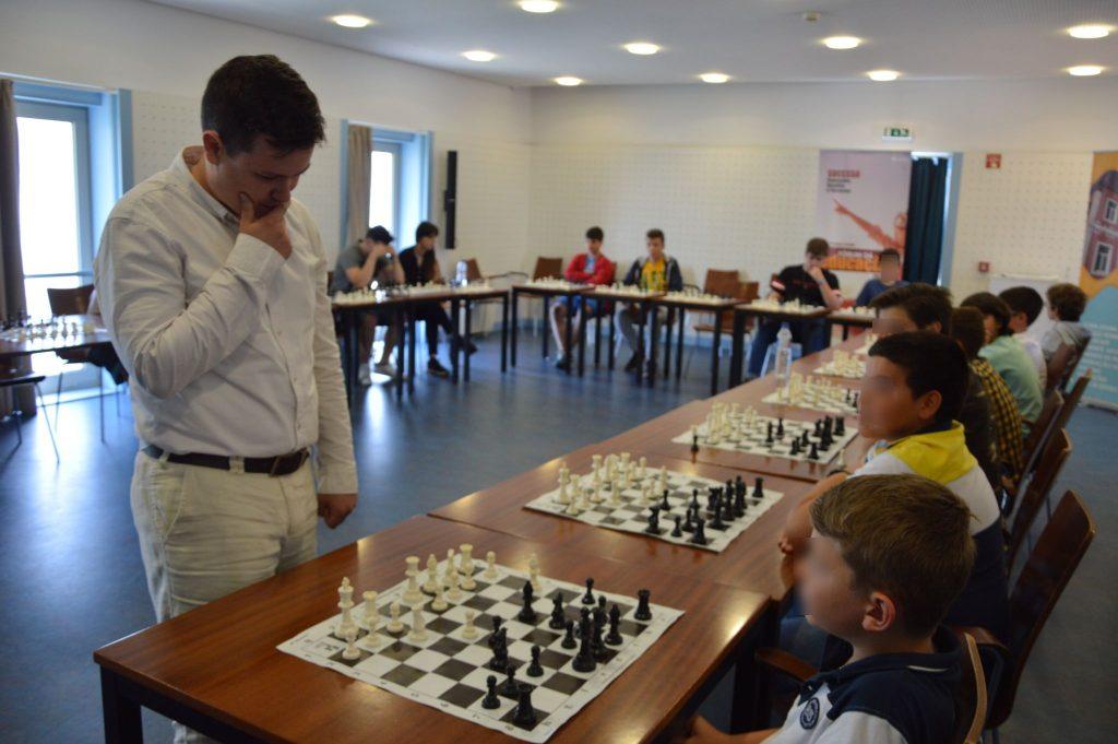Xadrez e Jogos Matemáticos.2018