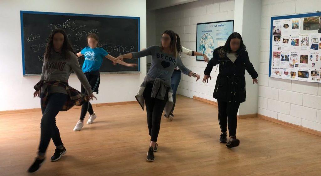 Dança Criativa.2018