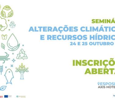 seminário alterações climáticas